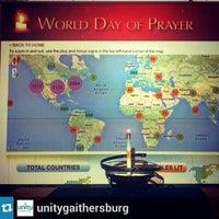 Photo taken at Unity of Gaithersburg by Ogun H. on 9/10/2014