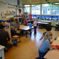 Photo taken at 2e Amstelveense Montessorischool by aalt s. on 6/25/2013