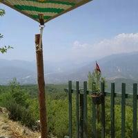 Photo taken at Seyir Tepesi by Emir A. on 8/1/2016