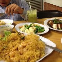 Photo taken at Restoran Cina Muslim Mohd Chan Abdullah by RS Ehzan S. on 11/7/2012