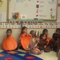 Photo taken at Primrose School at Vista Lakes by Marie Q. on 11/20/2013