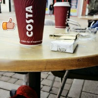Photo taken at Costa Coffee by Rubyo P. on 3/30/2017