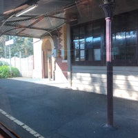 Photo taken at Birregurra Station by Andrew S. on 7/17/2018