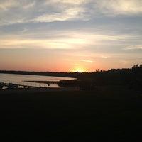 Photo taken at Blackduck Lake by Matthew C. on 8/17/2013