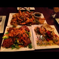 Photo taken at Firefly Tapas Kitchen & Bar by Desert Smoke BBQ on 9/22/2012