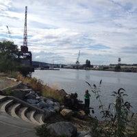 Photo taken at Duwamish River Walking Trail by Ulrike L. on 8/25/2013