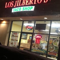 Photo taken at Los Jilbertos taco shop by Monique D. on 6/8/2017