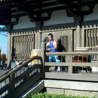 Photo taken at Matsuriza Taiko Drummers by Kelly B. on 5/7/2013