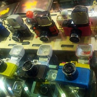 Photo taken at Lomography Gallery Store Shanghai by Tom E. on 6/22/2013