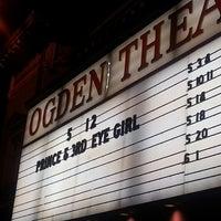 Das Foto wurde bei Ogden Theatre von Allison M. am 5/13/2013 aufgenommen