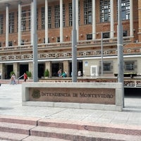 Photo taken at Intendencia Municipal de Montevideo by Johnny S. on 12/27/2012
