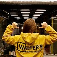 10/30/2016 tarihinde Özlem G.ziyaretçi tarafından Walter's Coffee Roastery'de çekilen fotoğraf