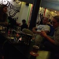Photo taken at Kafe Nervosa by Miloš B. on 10/17/2012
