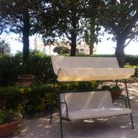 Photo taken at Mondello Palace by Galina S. on 5/12/2013