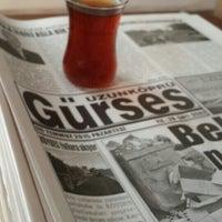 Photo taken at gürses gazetesi by Okan B. on 7/6/2015