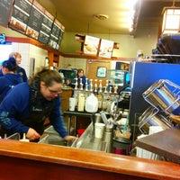 Photo taken at Caribou Coffee by Matthew S. on 1/7/2015
