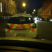 Photo taken at Leith Police Station by Kate F. on 2/6/2013