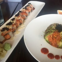 Photo taken at Bada Sushi by Amanda S. on 7/22/2016