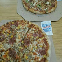 Photo taken at Domino's Pizza by Mahyar S. on 1/14/2016
