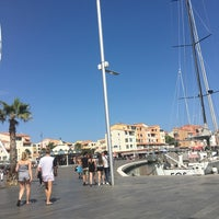 Photo taken at Cap d'Agde by Tricia W. on 7/23/2017