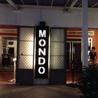Photo taken at Mondo by Alex P. on 11/28/2013