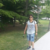 Photo taken at Anadolu Üniversitesi Yunusemre Meslek Yüksek Okulu Kantini by TC KBra G. on 6/3/2015