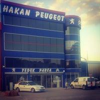 Photo taken at hakan peugeot by Emre K. on 8/13/2016