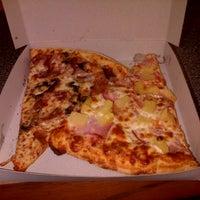 Photo taken at Tesoro Pizza by Dru B. on 12/4/2012