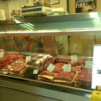 Photo taken at Biggie's Quality Meats & Deli by Stephanie D. on 1/31/2015