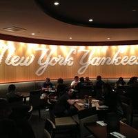 Photo taken at Hard Rock Cafe Yankee Stadium by July L. on 10/3/2012
