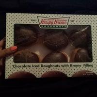 Photo taken at Krispy Kreme Doughnuts by Mz J. on 6/2/2015