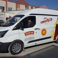 Photo taken at Özkan Şalgam Fabrikası Ltd Şti by srdr 🇹🇷🇹🇷🇹🇷🇹🇷🇹🇷 on 3/5/2016