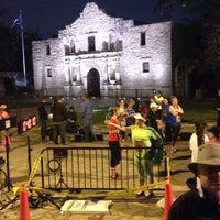 Photo taken at Basement of the Alamo by Walter S. on 3/23/2014
