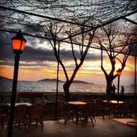 3/2/2014 tarihinde Fatih K.ziyaretçi tarafından Palmiye Cafe'de çekilen fotoğraf