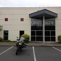 Photo taken at Salem Gymnastics by Michael J. on 7/19/2013