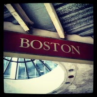 Photo taken at South Station Terminal (MBTA / Amtrak) by Wil R. on 11/4/2012
