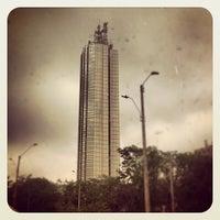 Foto tomada en Torre de Cali por Jorge L. el 10/18/2012