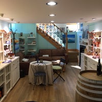Photo taken at La Belle Gourmande Delicatessen by Sophie H. on 6/4/2015