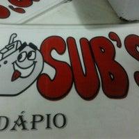 Photo taken at Sub's Lanches Especiais by Priscila B. on 9/16/2012