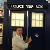 Photo taken at TARDIS by Jamie R. on 8/8/2013