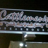 Photo taken at Cattlemen's Steakhouse by Gemma J. on 11/22/2012