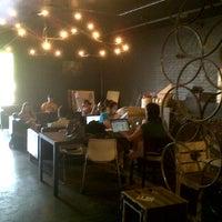 Photo taken at Cartel Coffee Lab by Gemma J. on 4/7/2013