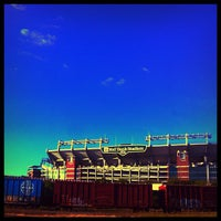 Photo taken at M&T Bank Stadium by Nicole F. on 9/20/2012