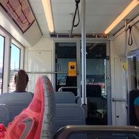 Photo taken at South Lake Union Streetcar by Mira C. on 9/1/2013