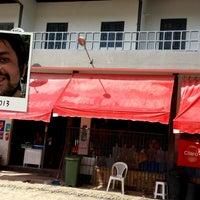 Photo taken at Mercadinho Portal da Enseada by Dagoberto D. on 5/25/2013