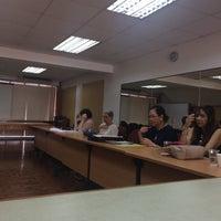 Photo taken at St. Paul University Manila by Popi G. on 7/2/2018