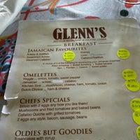 Photo taken at Glenn's Restaurant by Andrae C. on 6/13/2015