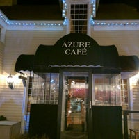 Photo taken at Azure Cafe by Andrae C. on 12/27/2015