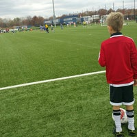 Photo taken at Red Bulls Training Facility by Gary P. on 11/7/2015