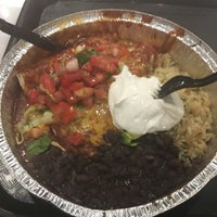 Photo taken at Cafe Rio Mexican Grill by Brett P. on 6/5/2017